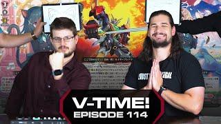 [V-Time!] BACK WITH A BANG | Episode 114