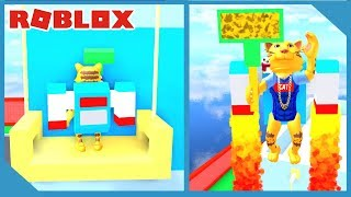 CLEAN WINDOWS USING A JETPACK!! - ROBLOX WINDOW WASHING SIMULATOR