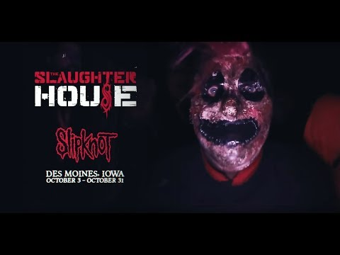 Slipknot: The Slaughterhouse Haunted Attraction 2018 Mp3