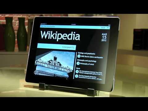 GC Season 10 - iPad Reading Apps: Flipboard, Wikipedia, Qwiki