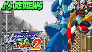 Mega Man Xtreme 2 Review (Ft. Knuckles Channel 3 & Knuckles)