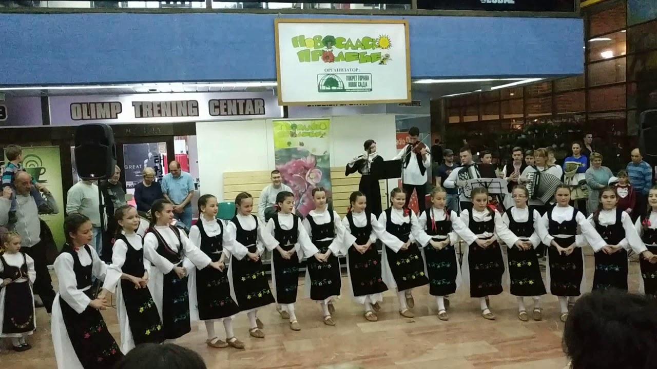 Devojačko kolo/Девојачко коло – Serbian children's dance