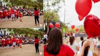 Rio Bananal (ES) Desfile Cívico 2014 com o tema Valores Humanos