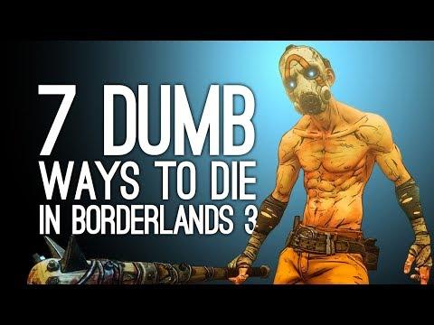 7 Embarrassing Ways to Die in Borderlands 3