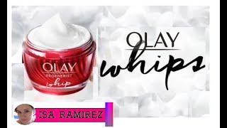 Opinión Olay WHIP REGENERIST Crema Antiarrugas