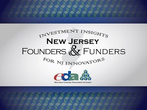 NJ Founders & Funders 2017 NJEDA