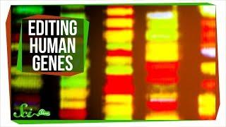 Editing Genes Inside the Human Body