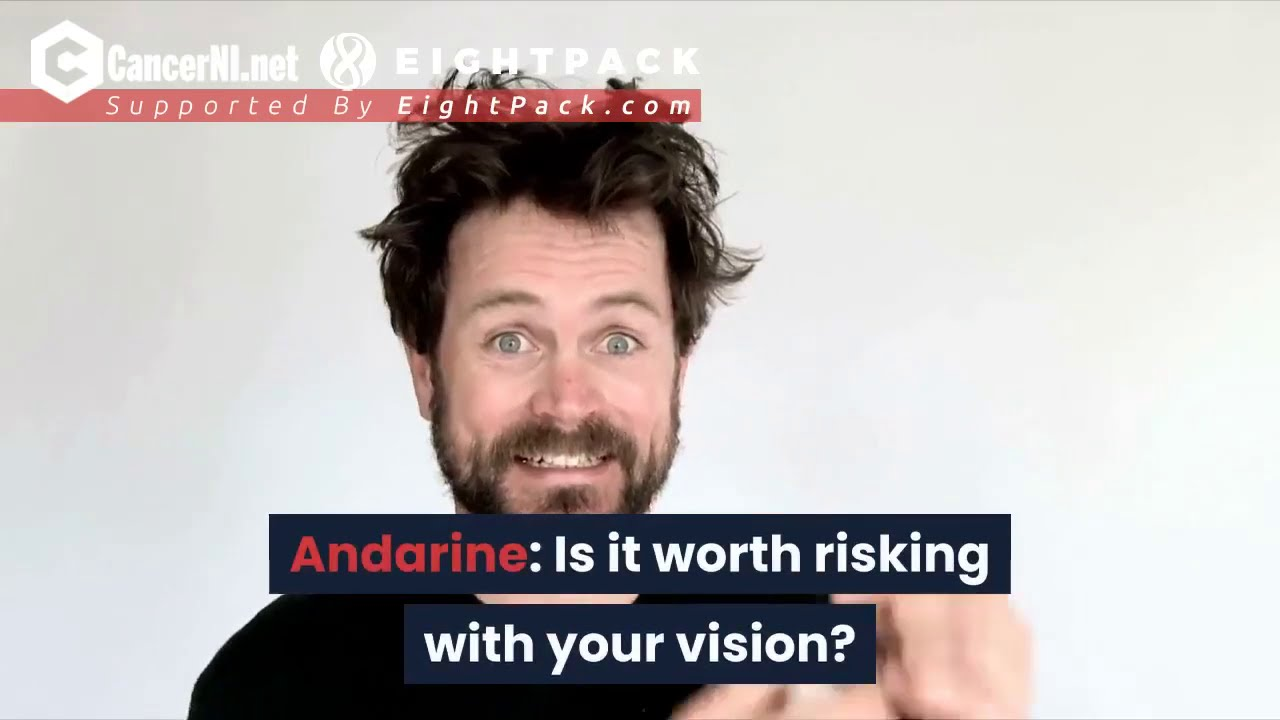Download Andarine (S4): Is it worth risking with your vision?