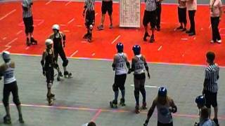 Show Me Derby-Q Regionals, 2011: Nashville v Texas