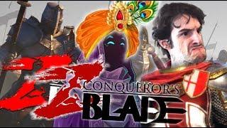 CONQUEROR'S CONTENU !!! -Conqueror's Blade- avec Jehal & Bob