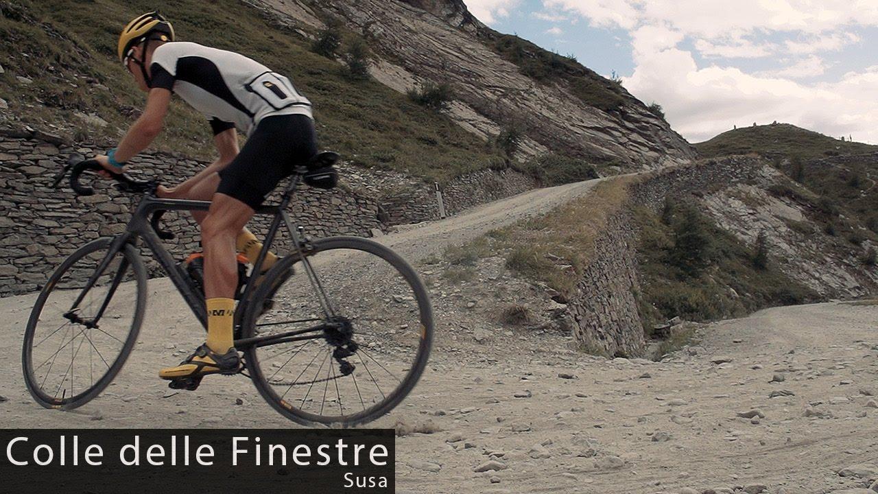 Colle delle finestre susa cycling inspiration education youtube - Rivestire i davanzali delle finestre ...