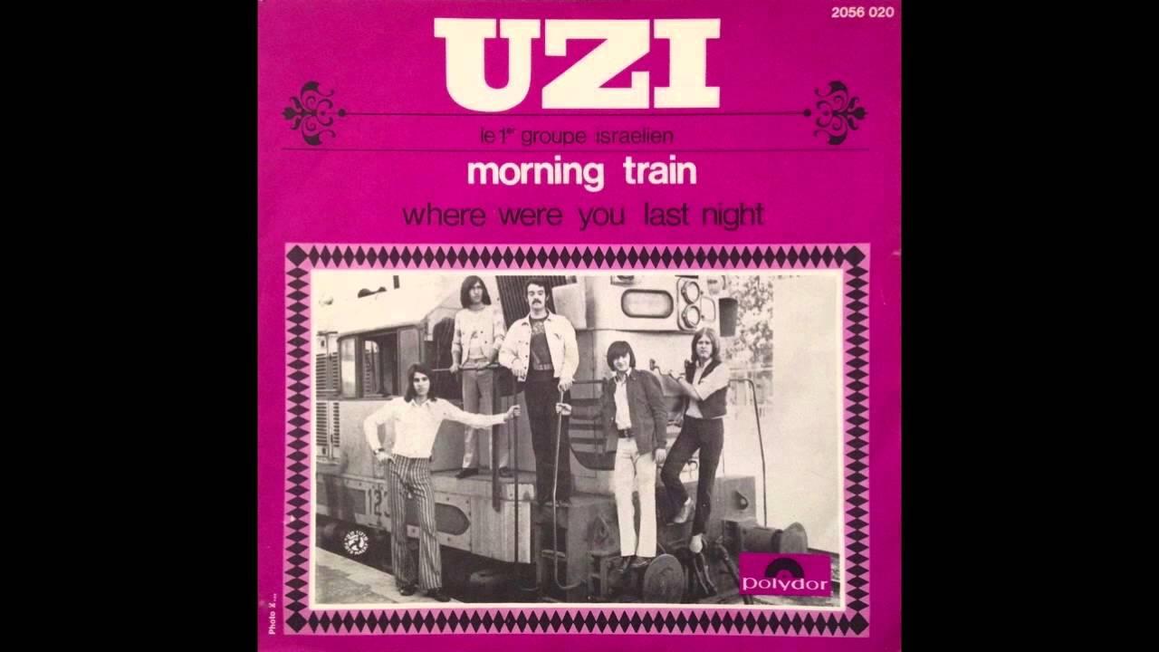 Uzi - Morning Train - Where Were You Last Night