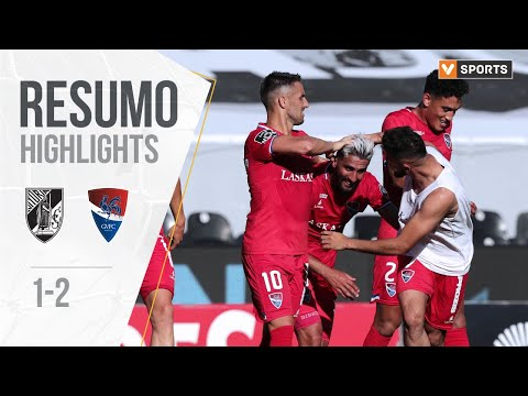 Guimaraes Gil Vicente Goals And Highlights