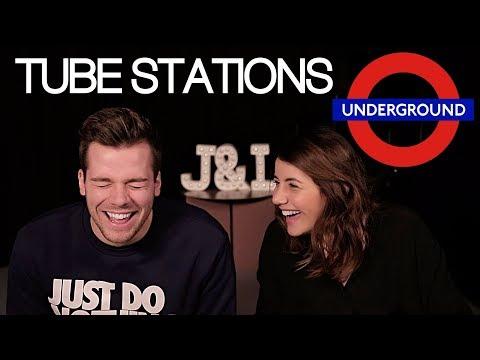 MORE London Tube Stations You Pronounce WRONG! 👎🏼