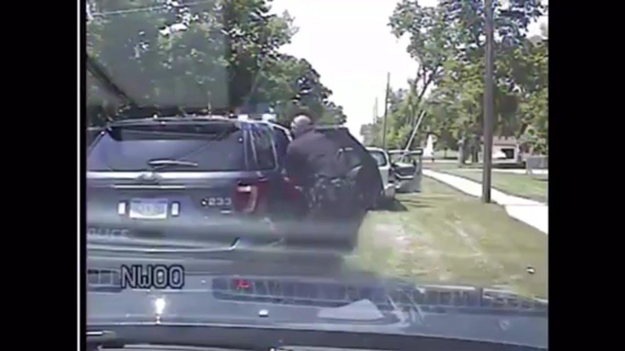 Dashcam Captures Fatal Police Shooting in Saginaw
