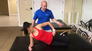 Golf Conditioning Program - Core Stability