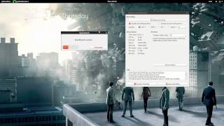 Ubuntu Gnome 14.04 64 bit Lesson 05 Recover from USB to HDD