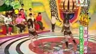 BY2 在棒棒堂跳舞