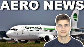 Die GERMANIA-Geschichte! AeroNews