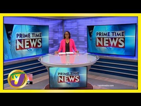 Jamaican News Headlines   TVJ News - June 21 2021