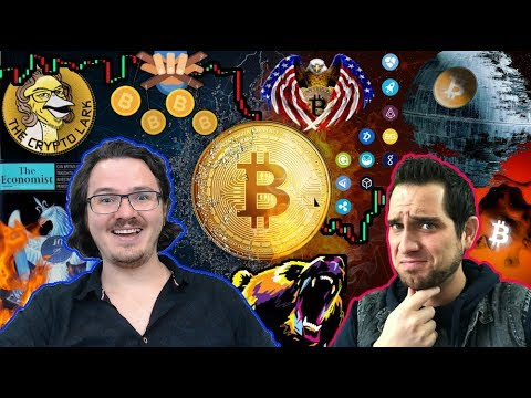 What's Happening with Crypto?!? Crypto Lark LIVE Stream   Community Crypto Chat 🚀 $BTC $XRP $ETH