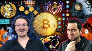 What's Happening with Crypto?!? Crypto Lark LIVE Stream | Community Crypto Chat 🚀 $BTC $XRP $ETH