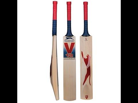Slazenger V12 Ultimate Limited Edition Cricket Bat Review
