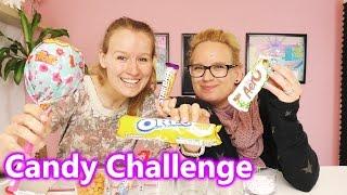 Englische Süßigkeiten Challenge | Candy Challenge DIY INSPIRATION mit Eva & Kathi | Oreo, KitKat
