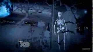 Disney XD Poland Halloween Ident 2013