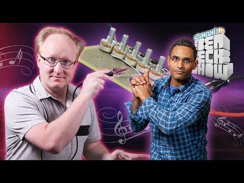 Ben Heck's Atari Junk Keyboard Part 1: Enter the Matrix