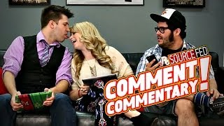 8 Year Old Stoners and Alien Abductions... It's Comment Commentary 110!