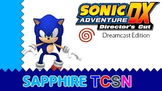 Sonic Adventure DX: Dreamcast Edition