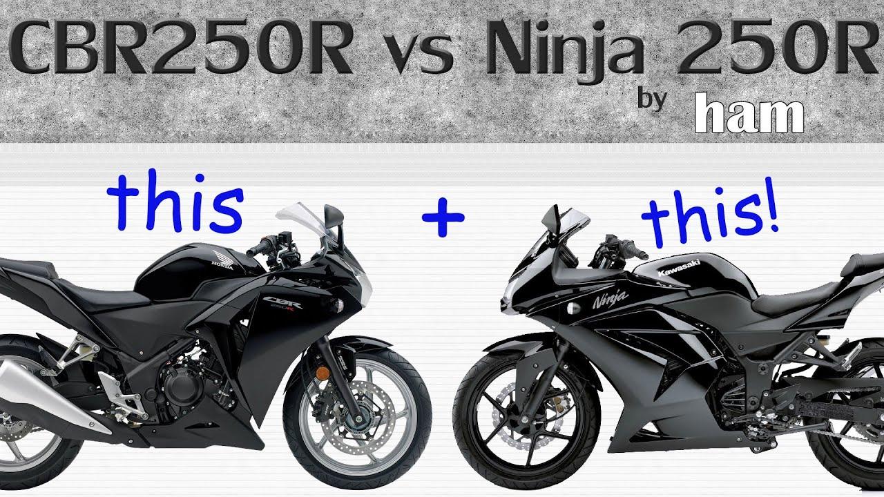 Street Motorcycle V Max Kawasaki Ninja 250r