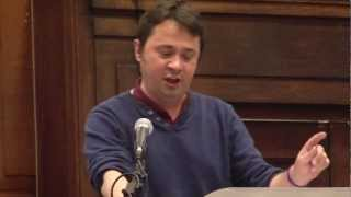 Socialist Party video: Rob Williams speaking at Socialism 2012