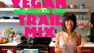 Vegan Chocolate Chip Trail Mix, No More Plastic Baggies, Love Force Goodies