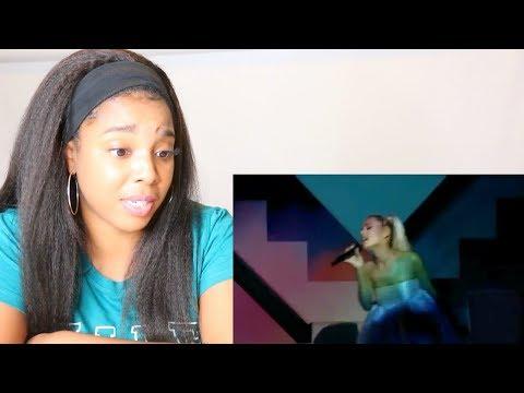 ARIANA GRANDE BEING VOCALLY EXTRA   Reaction