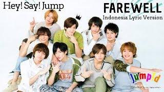 [歌ってみた] Hey! Say! JUMP's FAREWELL (Indonesia Lyric Vers.) - cover by JUMP!D