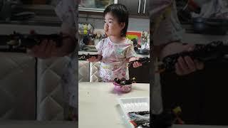 김밥먹방은 이런것