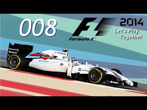F1 2014 | Co-op | #008 Bahrain/Qualifying | Let's Play Together [HD]