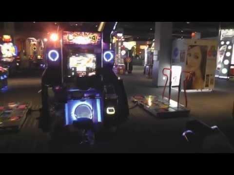 GameWorks Las Vegas Walkthrough Tour 2014