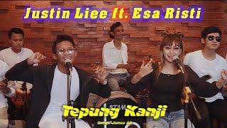 Esa Risty Ft Justin Liee Tepung Kanji Aku Ra Mundur Dek MP3