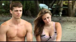 "Julianna Guill showing her cleavage in ""Costa Rican Summer 2010"""