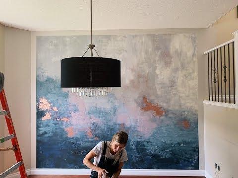 Custom Decorative Chalk Paint™ & Metallic Copper Finish