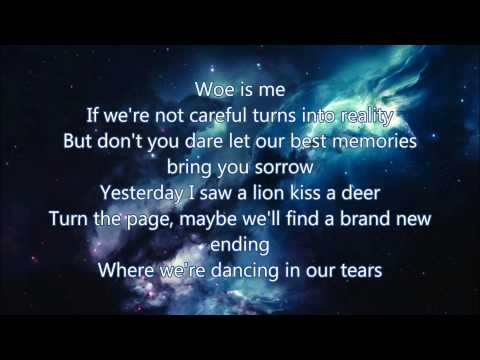 Lost Stars lyrics Maroon 5