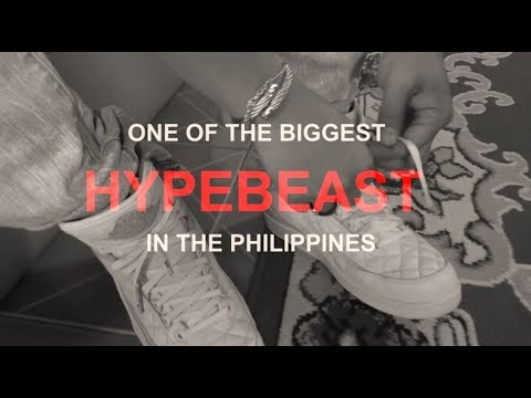 Meeting One of the Biggest Hypebeast in the Philippines 1