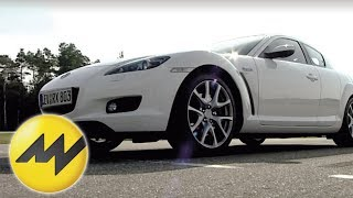 Tracktest Mazda RX-8 Patrick Simon bittet den Wankelmotor-Sp