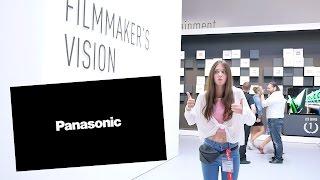 Panasonic: спасение планеты, мягкие стены и яркий OLED