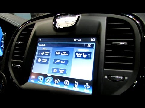 2014 Chrysler 300S - Exterior and Interior - Ride, Infotainment and Vehicle Features Walkaround
