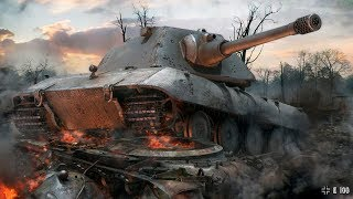 Танкосмотр2019 #13. Германия. Тяжёлые Танки. (ветка E 100)   World of Tanks