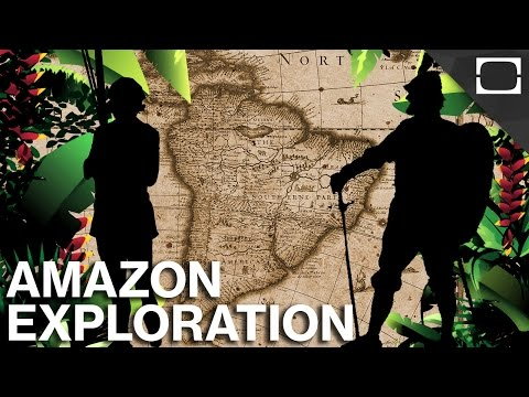 The Brutal History Of Exploring The Amazon
